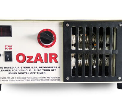 ozone based air purifier